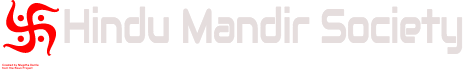 Hindu Mandir Society Stockholm Logo